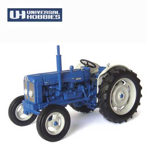 Tracteur Fordson Super Major New Performance