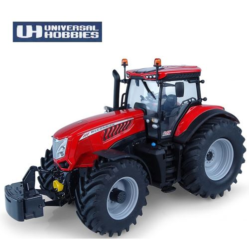 Tracteur McCormick X8.680 VT DRIVE - red version